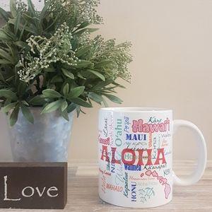 2/$20 Aloha Mug